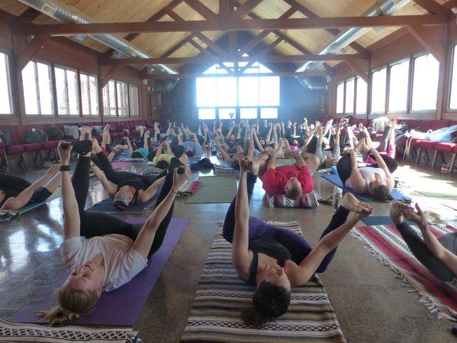 2 Days Spring Renewal Yoga Retreat New York
