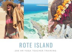 16 Days 200 Hour Yoga Teacher Training in Rote Island, Indonesia