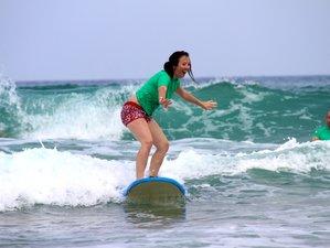 4 jours en stage de yoga à San Sebastien et en surf camp à Gipuzkoa, Espagne