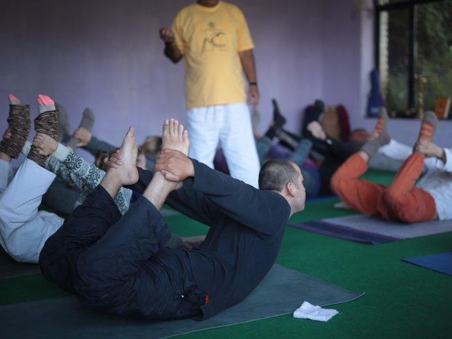 8 Tage Yoga Urlaub in Nepal