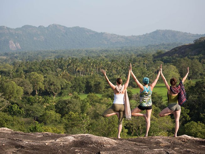15 Days Ashtanga Yoga Retreat in Sri Lanka
