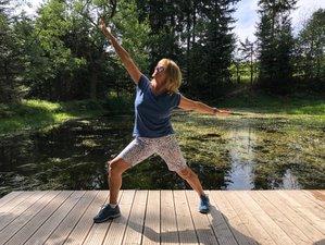 5 Tage Fitness aus Fernost im Yoga Retreat mit Duft-Qi-Gong und Waldbaden in Hermsdorf, Erzgebirge