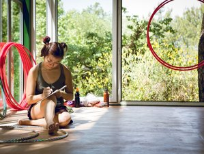 8 Days Aerial Yoga Retreat in Antalya, Turkey
