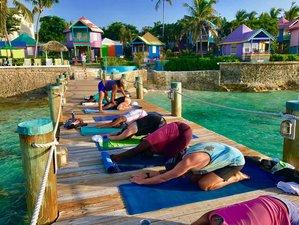 6 Days Yin Yoga Teacher Training and Retreat in Nassau, Bahamas