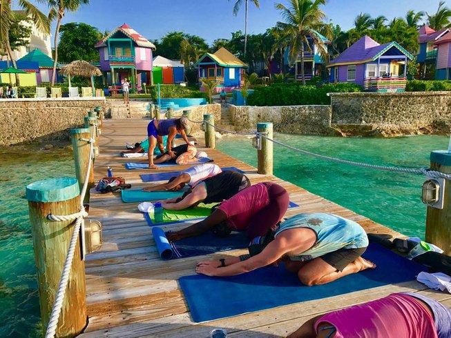 6 Days Yin Yoga Teacher Training And Retreat In Nassau Bahamas Bookyogaretreats Com