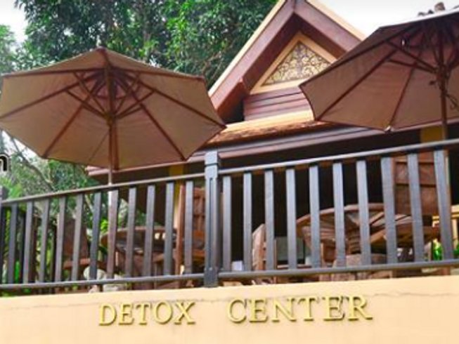 9 Days Life Changing Detox and Yoga Retreat in Chiang Mai, Thailand