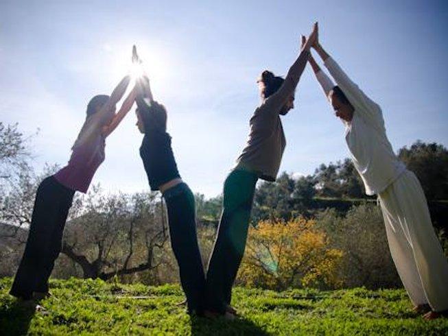 6 Days Family Yoga Holiday in Granada, Spain