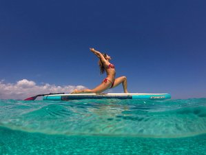 8 jours en stage de yoga et de stand up paddle au Portugal