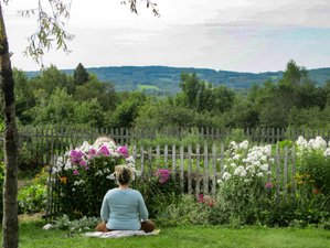 6 Day Meditation, Breathwork, and Silent Yoga Retreat in Brooks, Maine
