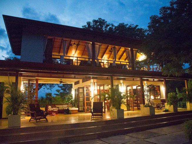 8 jours en stage de yoga et méditation pour se ressourcer dans la péninsule de Nicoya, Costa Rica