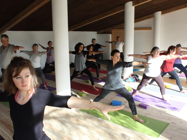 7 Days Summer Yoga Retreat in the Heart of Nature, Portugal