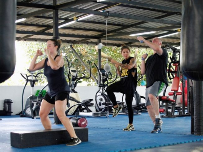 6 Months Weight Loss and Muay Thai Camp Thailand