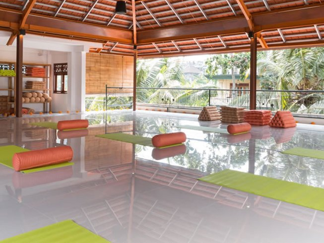 14 Days 100-Hour Yin Yoga Teacher Training Bali