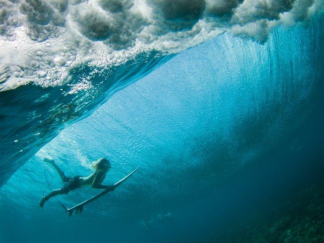 8 Days Sun and Surf Yoga Retreat Bali