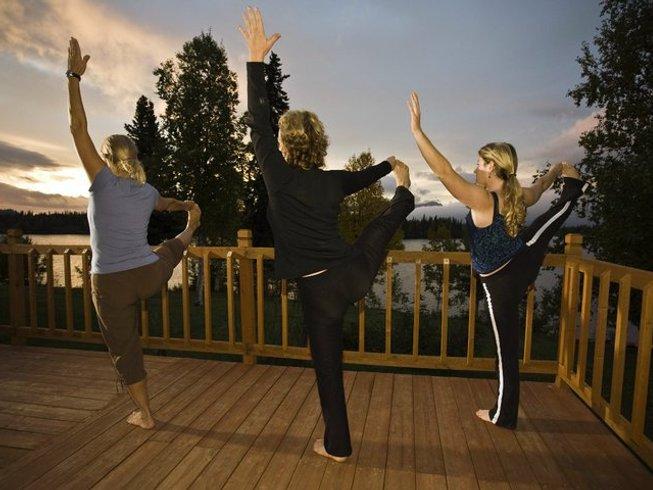 4 Days Seaside Adventure and Yoga Holiday in Alaska