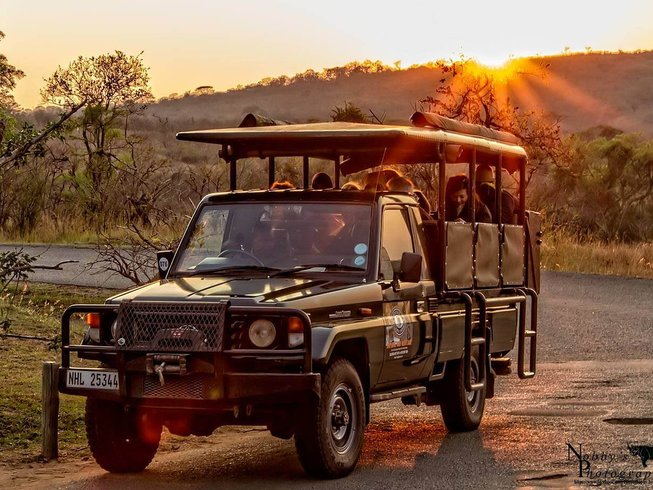 4 Days Breathtaking Safari in South Africa