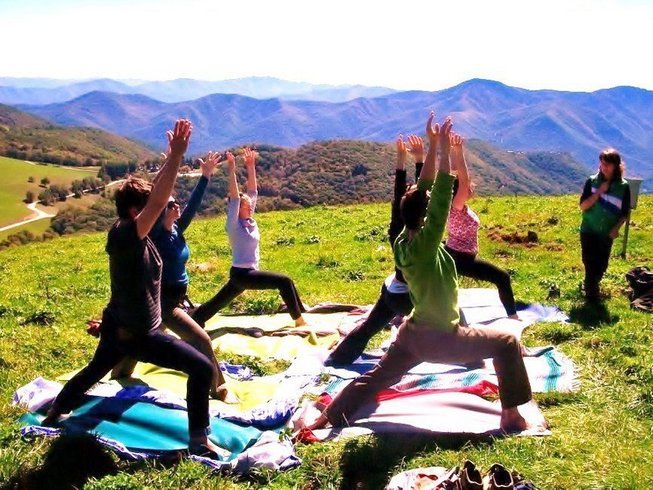 9 Days Reflecting Through the Journey Yoga in the Andes