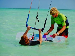 8 Days Beginner Kitesurfing Surf Camp Zanzibar