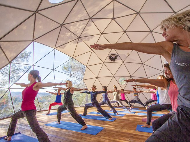 7 Days Yoga and Detox Retreat on Ibiza, Spain
