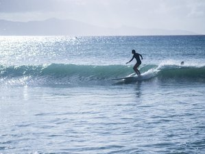 7 Tage Aufregendes Surf Camp in Pointe-a-Pitre, Grande-Terre