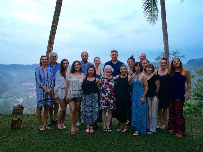 8-Daagse Bikram Yoga Retreat met Nieuwjaar in Ubud, Bali