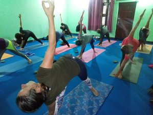 8 Day Yoga and Meditation Retreats in Rishikesh