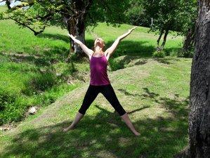 3 jours en week-end de yoga, mouvement et massages en Normandie