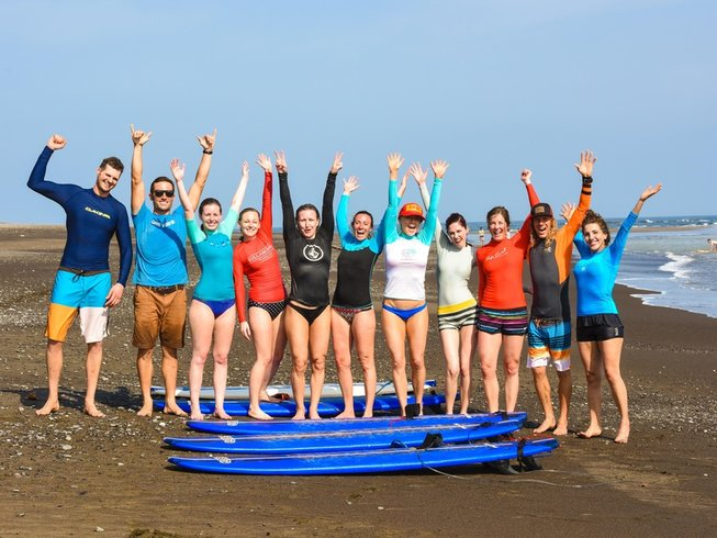 5 Days Surf Camp in Panama