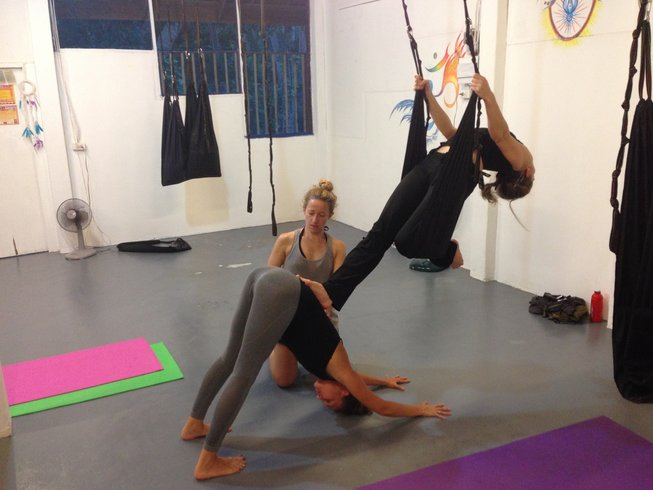 5 días retiro de yoga Aéreo y detox en Gozo, Malta