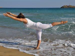 34 Days 300-Hour Yoga Teacher Training in Crete - Greece (Karteros Retreat Center)