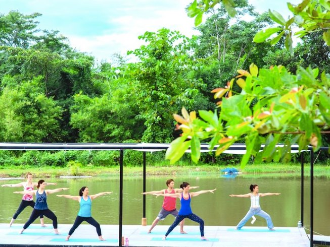 5 Days Yoga Retreat in Thailand