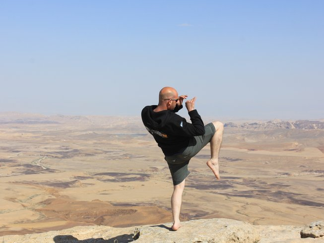 Krav Desert 2017 - An unforgettable 10 days Krav Maga adventure in the Israeli Desert