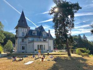 3 jours en séjour de yoga et méditation au Domaine de Bel-Air à Dourdan, Île-de-France