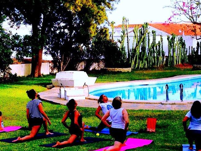 6 Days Ashtanga Yoga and Meditation Retreat in Spain