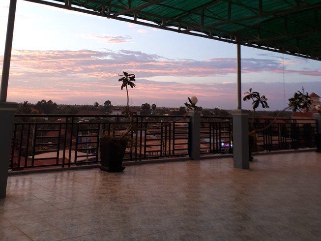 6-Daagse Mindfulness, Yoga Therapie en Meditatie Retraite in Siem Reap, Cambodia