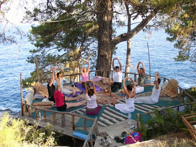 8 Days Yoga, Vegan & Vegetarian Culinary Tour Turkey