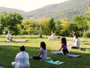 3 días escapada saludable en la naturaleza con yoga, descanso y relajación en Barcelona, España
