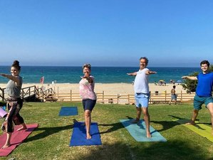 14 Day Standard Spanish Course for Beginner Levels with Unlimited Yoga Classes in Tarifa, Cadiz