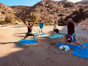 6 Day Recharge in the Peaceful Cycladic Scenery: Meditation and Yoga Retreat in Syros