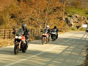 15 Day Guided Marathon Motorcycle Tour in Greece