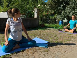 9 Days Yoga Holiday in Ueberstorf, Switzerland