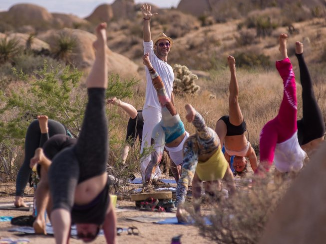 5 Days Hiking, Meditation and Yoga Retreat in California
