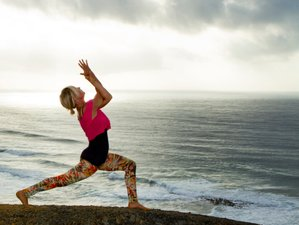 7 Days Women's Surfing and Yoga Retreat in Portugal
