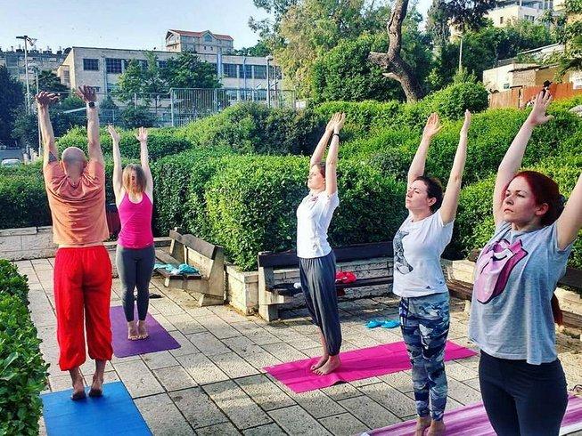 14 Days Meditation and Yoga Retreat in Rishikesh, India