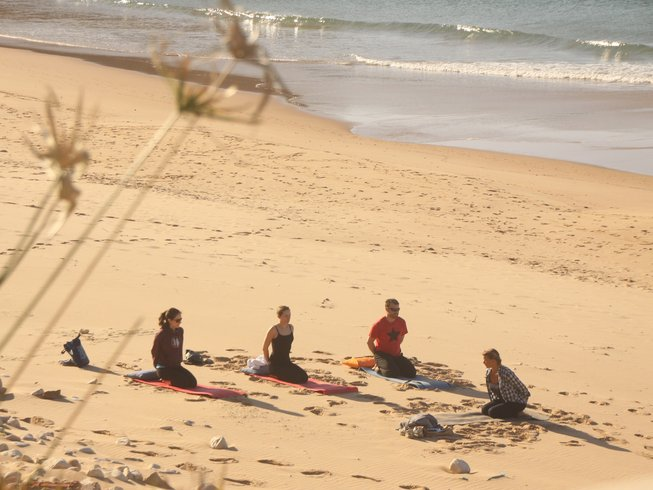 7 Days Surf and Yoga Retreat in Sagres, Portugal