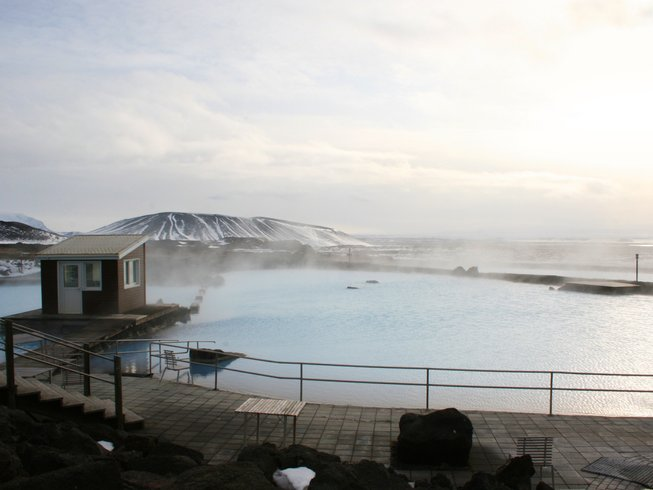 7 Days Explore Yoga Retreat in Iceland