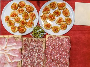 5 Days All Inclusive Gourmet Cooking Course in Italy