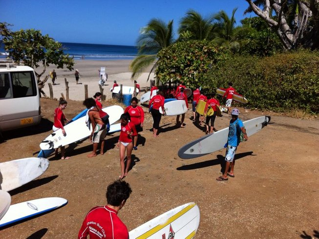 8 Days Surf Camp in Tamarindo, Costa Rica