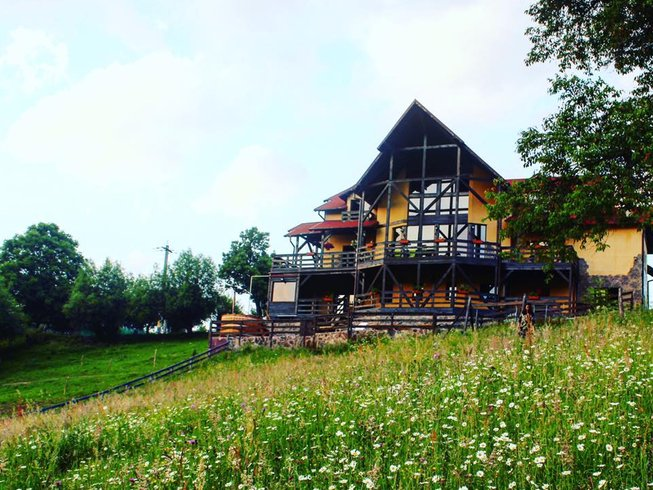 6 Days Sacred Sounds and Yoga Retreat in Transylvania, Romania