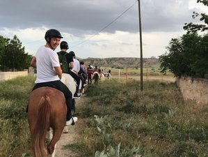 3 Days Breathtaking Horseback Riding Tour in Cappadocia, Turkey